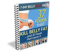 37 Foods that Kill Belly Fat Report