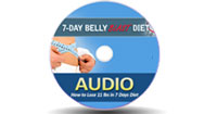 How to Lose 11 lbs in 7 Days Diet Audio