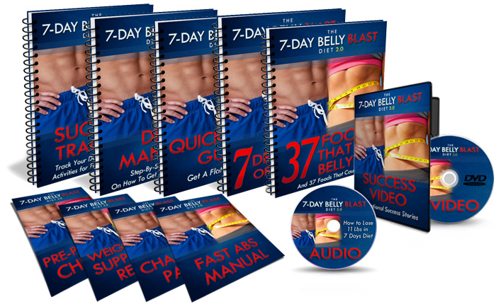 The 7-Day Belly Blast Diet 2.0 Program